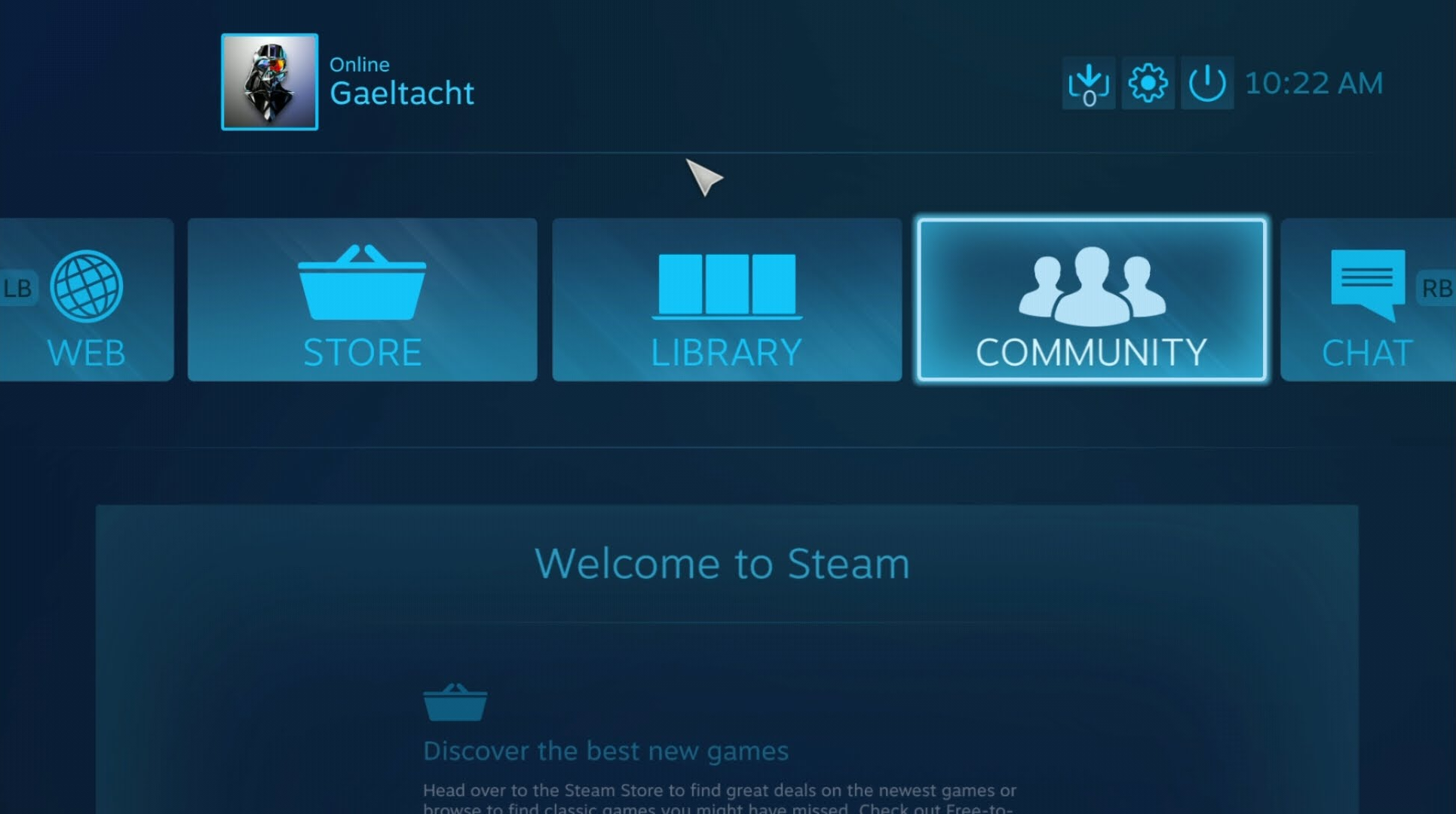 A nearly effortless game-streaming solution